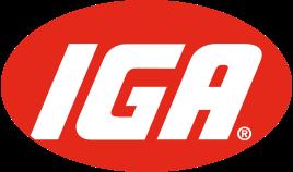 A theme logo of IGA eComm 2020